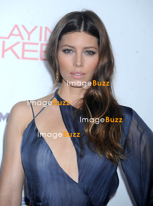 """Jessica Biel at the premiere of """"Playing for Keeps"""", in New York City..New York, December 5, 2012..."""