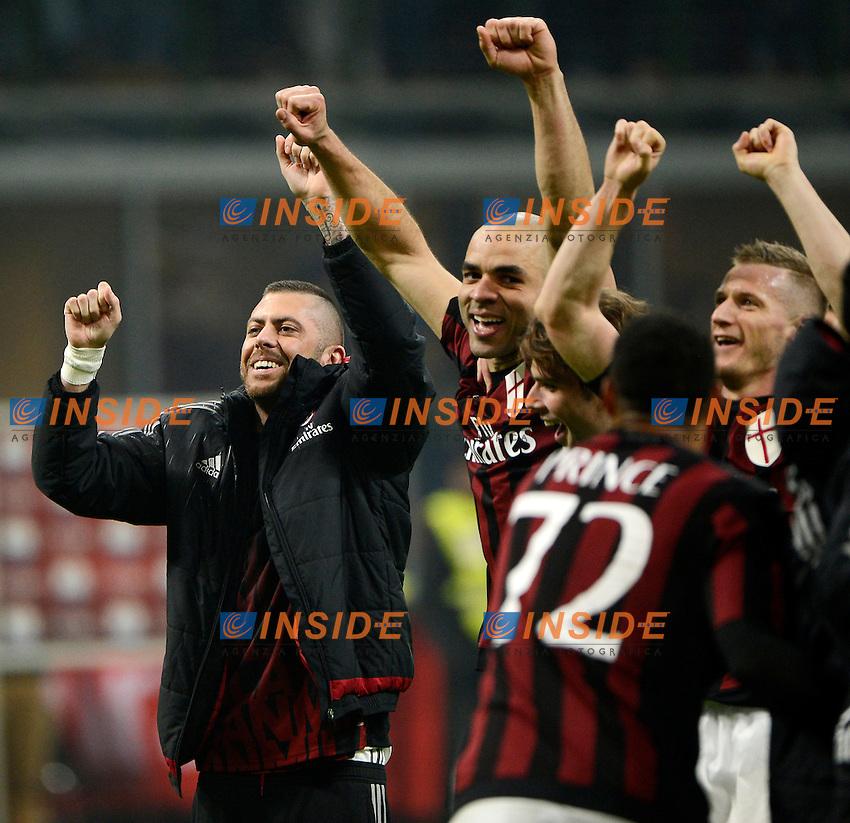 Jeremy Menez Milan<br /> Milano 31-01-2016 Stadio Giuseppe Meazza - Football Calcio Serie A Milan - Inter. Foto Giuseppe Celeste / Insidefoto