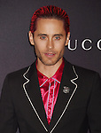 LOS ANGELES, CA - NOVEMBER 07: Actor, musician Jared Leto attends LACMA 2015 Art+Film Gala Honoring James Turrell and Alejandro G Iñárritu, Presented by Gucci at LACMA on November 7, 2015 in Los Angeles, California.