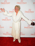 HOLLYWOOD, CA. - November 29: Mitzi Gaynor arrives at the Dizzy Feet Foundation's Inaugural Celebration Of Dance at the Kodak Theatre on November 29, 2009 in Hollywood, California.
