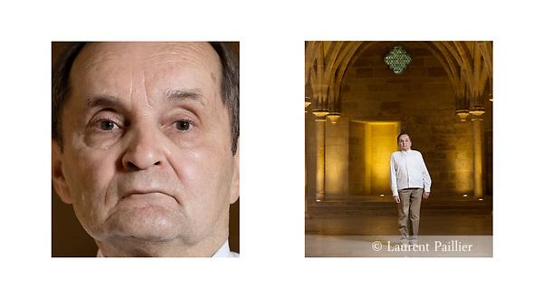 Portrait sur danseaujourdhui.fr<br /> <br /> https://www.danseaujourdhui.fr/raimund-hoghe-portrait/