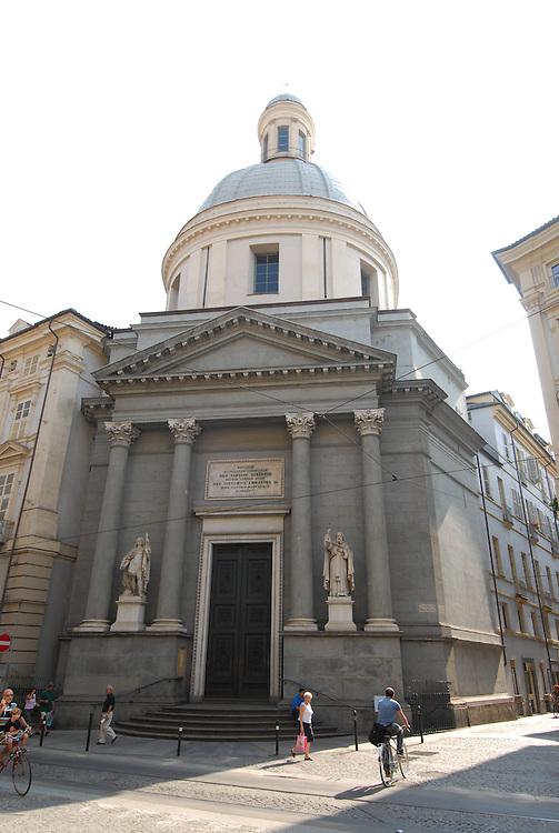 Chiesa dei Santi Maurizio e Lazzaro