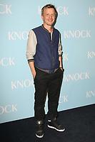 """ALEX LUTZ - AVANT-PREMIERE DU FILM """"KNOCK"""" A L'UGC NORMANDIE, PARIS, FRANCE, LE 16/10/2017."""