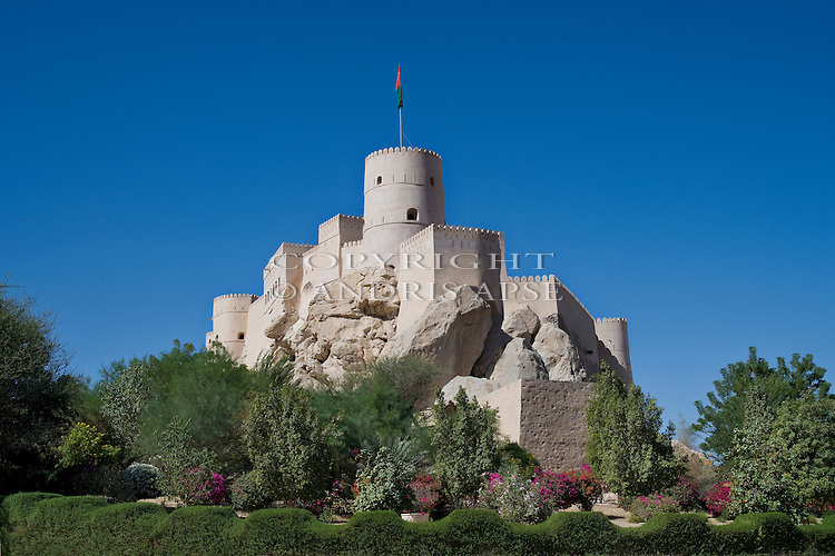 Nakhal Fort. Oman.
