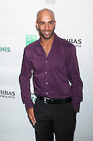 Tennis player James Blake attends the 13th Annual 'BNP Paribas Taste of Tennis' at the W New York.  New York City, August 23, 2012. © Diego Corredor/MediaPunch Inc. /NortePhoto.com<br />