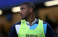 Luciano Narsingh of Swansea during the Barclays Premier League match between Chelsea and Swansea City at Stamford Bridge, London, England, UK. Saturday 25 February 2017