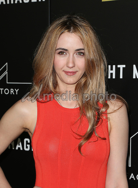 "05 April 2016 - West Hollywood, Madeline Zima. Premiere Of AMC's ""The Night Manager"" at The DGA Theater. Photo Credit: F.Sadou/AdMedia"