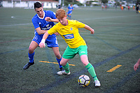 180526 Capital Premier Football - Olympic v Lower Hutt
