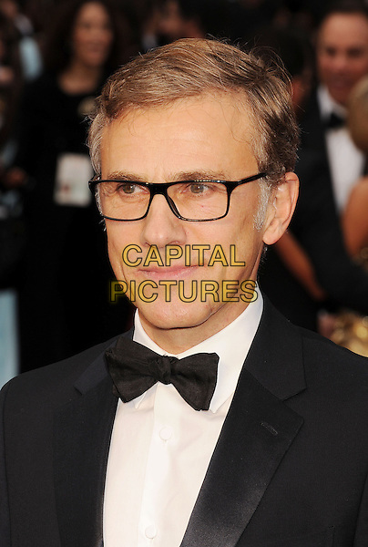 HOLLYWOOD, CA- MARCH 02: Actor Christoph Waltz attends the 86th Annual Academy Awards held at Hollywood &amp; Highland Center on March 2, 2014 in Hollywood, California.<br /> CAP/ROT/TM<br /> &copy;Tony Michaels/Roth Stock/Capital Pictures