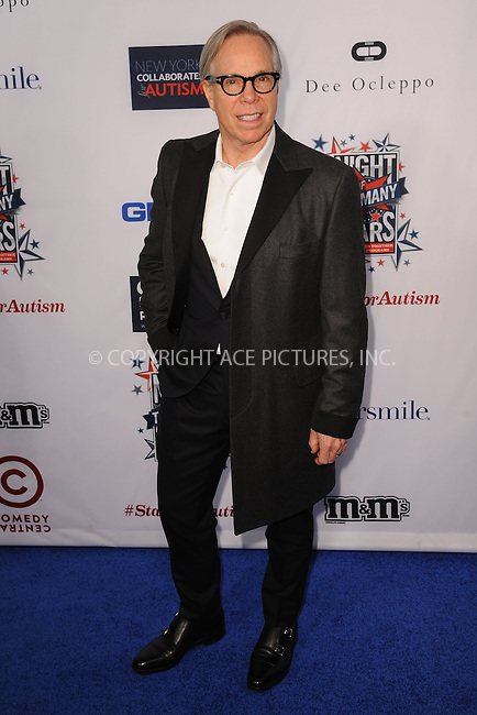 WWW.ACEPIXS.COM<br /> February 28, 2015 New York City<br /> <br /> Tommy Hilfiger attending Comedy Central Night Of Too Many Stars at Beacon Theatre on February 28, 2015 in New York City.<br /> <br /> Please byline: Kristin Callahan/AcePictures<br /> <br /> ACEPIXS.COM<br /> <br /> Tel: (646) 769 0430<br /> e-mail: info@acepixs.com<br /> web: http://www.acepixs.com
