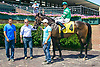 Well Blessed winning at Delaware Park on 6/28/17