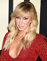 """HOLLYWOOD, CA - OCTOBER 15: Debbie Gibson attends the premiere of Fox Searchlights' """"Jojo Rabbit"""" at Post 43 of the American Legion Hall on October 15, 2019 in Los Angeles, California.<br /> CAP/ROT/TM<br /> ©TM/ROT/Capital Pictures"""