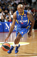 Maccabi's Hickman during Euroliga quarter final match. April 10,2013.(ALTERPHOTOS/Alconada) /NortePhoto