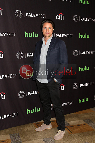 "Martin Henderson<br /> at ""Grey's Anatomy"" at the 34th Annual PaleyFest, Dolby Theater, Los Angeles, CA 03-19-17<br /> David Edwards/DailyCeleb.com 818-249-4998"