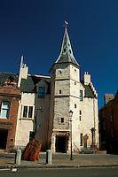 Town House, Dunbar, East Lothian