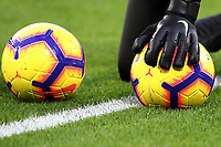 Palloni della Serie A, Balls<br /> Napoli 22-12-2018  Stadio San Paolo <br /> Football Campionato Serie A 2018/2019 <br /> Napoli - Spal<br /> Foto Cesare Purini / Insidefoto