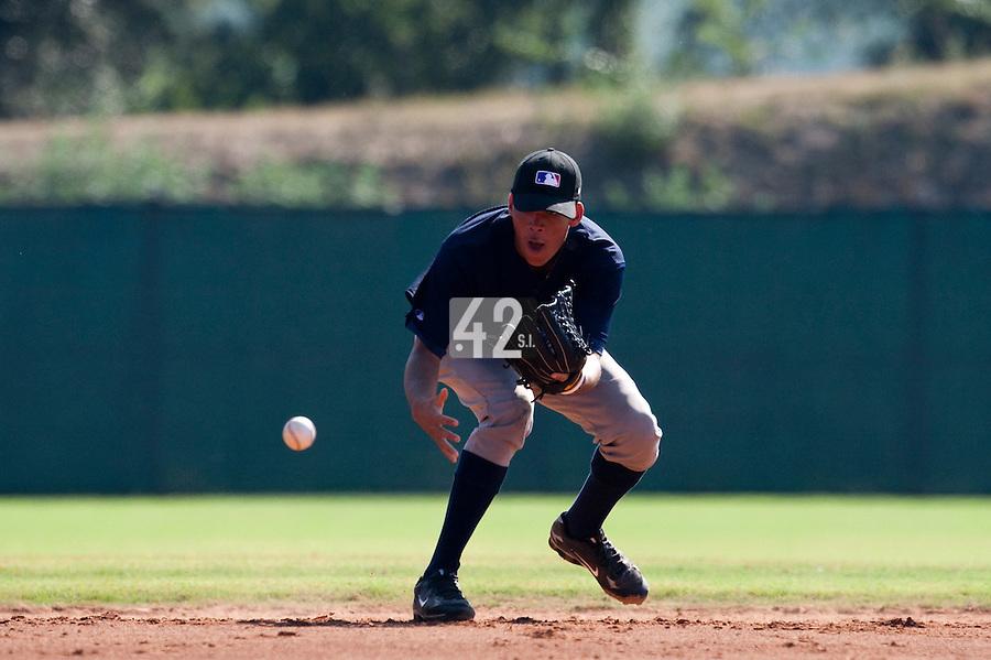 Baseball - MLB Academy - Tirrenia (Italy) - 19/08/2009 - Ugueth Urbina (Spain)