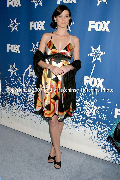 Sarah Wayne Callies.Fox Television Critics Association Press Tour Party.Pasadena   CA.January 20, 2007.©2007 Kathy Hutchins / Hutchins Photo.