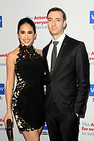 LOS ANGELES - JUN 11:  Gabrielle Ruiz, Philip Pisanchyn at the Actors Fund's 21st Annual Tony Awards Viewing Party at the Skirball Cultural Center on June 11, 2017 in Los Angeles, CA