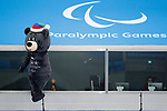 Bandabi,  <br /> MARCH 13, 2018 - Para Ice Hockey : <br /> Qualification round between Czech Republic 3-0 Japan <br /> at Gangneung Hockey Centre during the PyeongChang 2018 Paralympics Winter Games in Pyeongchang, South Korea. <br /> (Photo by Yusuke Nakanishi/AFLO)
