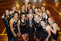 Silver Ferns Training 160916