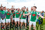 Celebrations for Na Gaeil who were crowned Junior Premier Champions having defeated St Senans in the Junior Premier football championship final on Sunday.