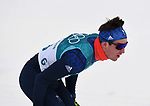 Callum Smith (GBR, 63). Mens 15km Skiathlon. Cross country skiing. Pyeongchang2018 winter Olympics. Alpensia cross country centre. Alpensia. Gangneung. Republic of Korea. 11/02/2018. ~ MANDATORY CREDIT Garry Bowden/SIPPA - NO UNAUTHORISED USE - +44 7837 394578