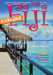 "Featured article about our recent book ""Fiji Islands-The Heart of the South Pacific"" appeared in Fiji Explore Feb to Apr 14 edition."
