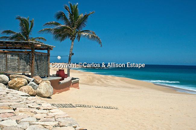 Sea of Cortez seashore near Cabo San Lucas, Mexico