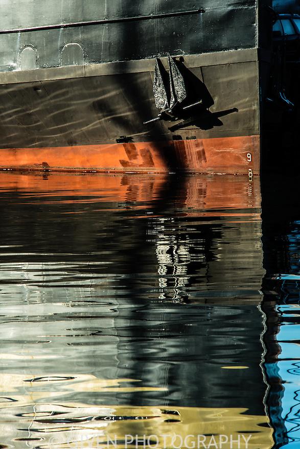 Abstract-Ship