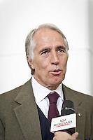 The CONI President Giovanni Malagò, on January 25, 2015. Photo: Adamo Di Loreto/BuenaVista*photo