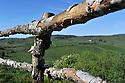 05/05/11 - NASBINALS - LOZERE - FRANCE - Les Chalets de la Rule, hebergement de qualite du Buron du Che. French Guest house Chalets de la Rule - Photo Jerome CHABANNE
