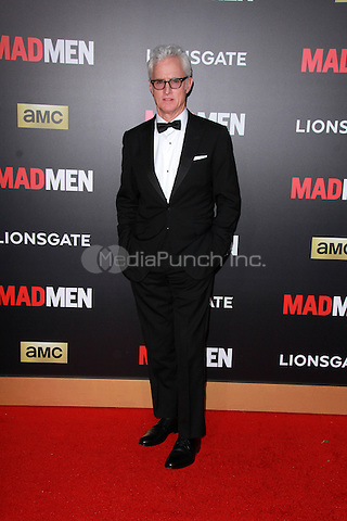 John Slattery on hand the AMC celebration of the final 7 episodes of 'Mad Men' with The Black & Red Ball at the Dorothy Chandler Pavilion on March 25, 2015 in Los Angeles, California.  Credit: David Edwards/DailyCeleb/MediaPunch