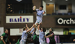 James Down.Celtic League.Cardiff Blues v Connacht.22.02.13.©Steve Pope-SPORTINGWALES