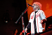 Sammy Hagar and The Wabos in concert at Voodoo Lounge of Harrah's Casino in St. Louis, MO to celebrate the one-year anniversary of Sammy's Beach Bar & Grill on Feb 12, 2010.
