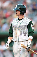 Fort Wayne TinCaps Danny Payne during the Midwest League All Star Game at Parkview Field in Fort Wayne, IN. June 22, 2010. Photo By Chris Proctor/Four Seam Images