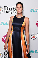 Garbine Muguruza<br /> arriving for the WTA Summer Party 2019 at the Jumeirah Carlton Tower Hotel, London<br /> <br /> ©Ash Knotek  D3512  28/06/2019