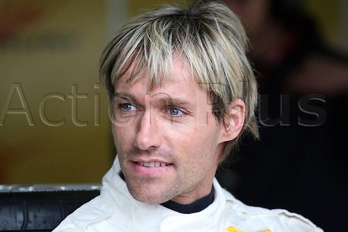 07 05 2010  ADAC GT Masters Sven Hannawald Callaway  Z06 r GT3 ADAC Masters Weekend Sachsenring 07 09 May 2010 motor racing