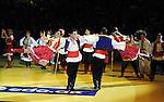 RUKOMET, BEOGRAD, 29. Jan. 2012. -  Utakmica finala Evropskog prvenstva u rukometu izmedju Srbije i Danske odigrane u beogradskoj Areni. Foto: Nenad Negovanovic