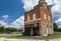"""Hico Poultry & Eggs"" store building in Hico, TX"