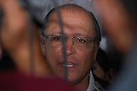 CARAPICUIBA, SP - 11.01.2012 – TUNEL EM CARAPICUIBA VISITA / GOVERNADOR – O Governador de Sao Paulo visita a cidade de Carapicuiba na Grande SP e assina convenio para a construcao de um tunel na cidade de Carapicuiba, na Grande SP. Aproximadamente 19 milhoes foram liberados pelo FUMEFI para a obra que tera inicio na Avenida Governador Mario Covas e terminara na Avenida Deputado Emilio Carlos. A meta e melhorar o transito no centro de Carapicuiba e acessos para o bairro de Tambore, em Barueri, e para o Corredor Oeste. (Foto: Renato Silvestre/NewsFree)