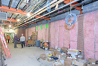 Major Renovation Litchfield Hall WCSU Danbury CT<br /> Connecticut State Project No: CF-RD-275<br /> Architect: OakPark Architects LLC  Contractor: Nosal Builders<br /> James R Anderson Photography New Haven CT photog.com<br /> Date of Photograph: 27 December 2016<br /> Camera View: 07 - First Floor Lounge