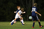 Germantown Legends Black vs. Bartlett at Mike Rose Soccer Complex in Memphis, Tenn. on Tuesday, October 3, 2017. The match ended in a 2-2 tie.