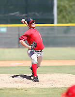 Buddy Boshers / Los Angeles Angels 2008 Instructional League..Photo by:  Bill Mitchell/Four Seam Images