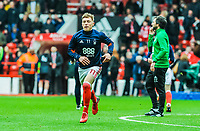 Nottingham Forest's forward Ben Osborn (11) during the Sky Bet Championship match between Nottingham Forest and Derby County at the City Ground, Nottingham, England on 10 March 2018. Photo by Stephen Buckley / PRiME Media Images.