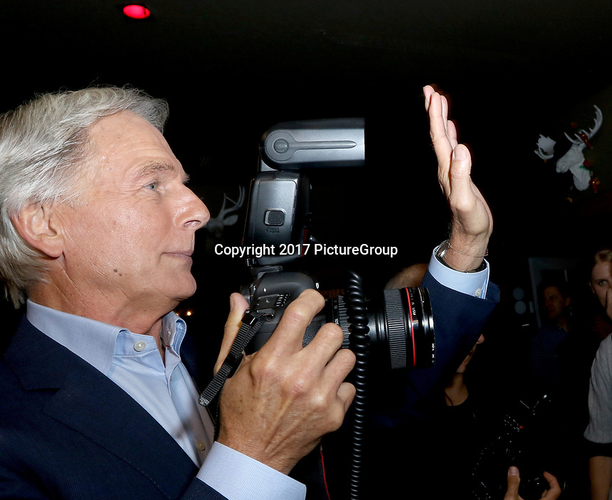 "STUDIO CITY, CA - NOVEMBER 6: Mark Harmon attends the TV Guide Magazine Cover Party for Mark Harmon and 15 seasons of the CBS show ""NCIS"" at River Rock at Sportsmen's Lodge on November 6, 2017 in Studio City, California. (Photo by JC Olivera/PictureGroup)"
