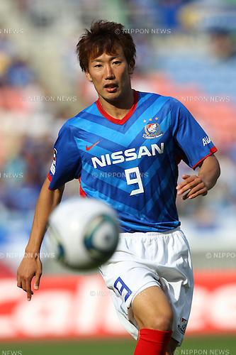 Kazuma Watanabe (F.Marinos), MAY 21st, 2011 - Football : 2011 J.LEAGUE Division 1 between Yokohama F.Marinos 4-0 Ventforet Kofu at Nissan Stadium, Kanagawa, Japan. (Photo by YUTAKA/AFLO SPORT) [1040].