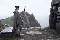 Star Wars: The Last Jedi (2017)<br /> DAISY RIDLEY, MARK HAMILL<br /> *Filmstill - Editorial Use Only*<br /> CAP/FB<br /> Image supplied by Capital Pictures