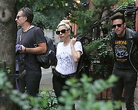 NEW YORK, NY May 31: Lady Gaga in town recording her soundtrack for Star Is Born in New York. May 31, 2018. <br /> CAP/MPI/RW<br /> &copy;RW/MPI/Capital Pictures