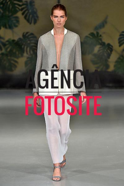Londres, Inglaterra &sbquo;09/2014 - Desfile de Barbara Casasola durante a Semana de moda de Londres  -  Verao 2015. <br /> <br /> Foto: FOTOSITE